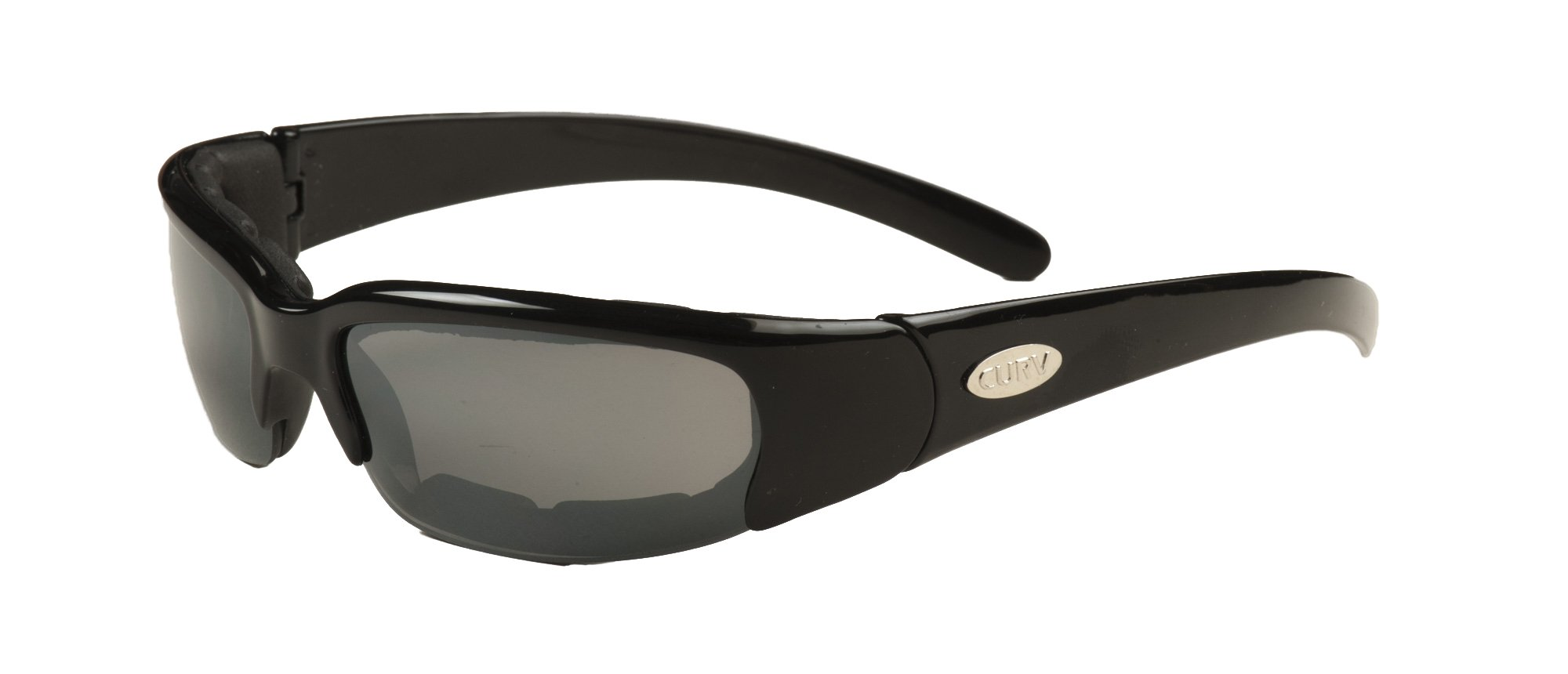 01-57M - Curv Matte Padded Sunglasses with Vented EVA Foam Padding