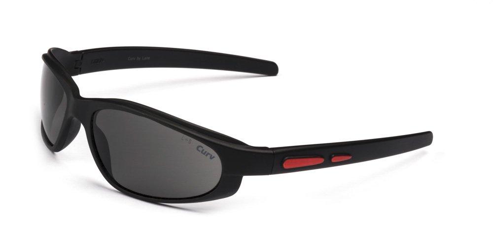 01-63M CurvEX Red Matte Sunglasses