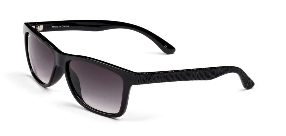 01-71 Curv Glossy Square Sunglasses