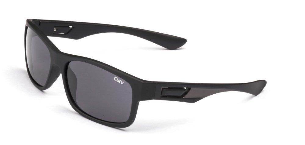 01-76 - Curv Matte Square Sunglasses