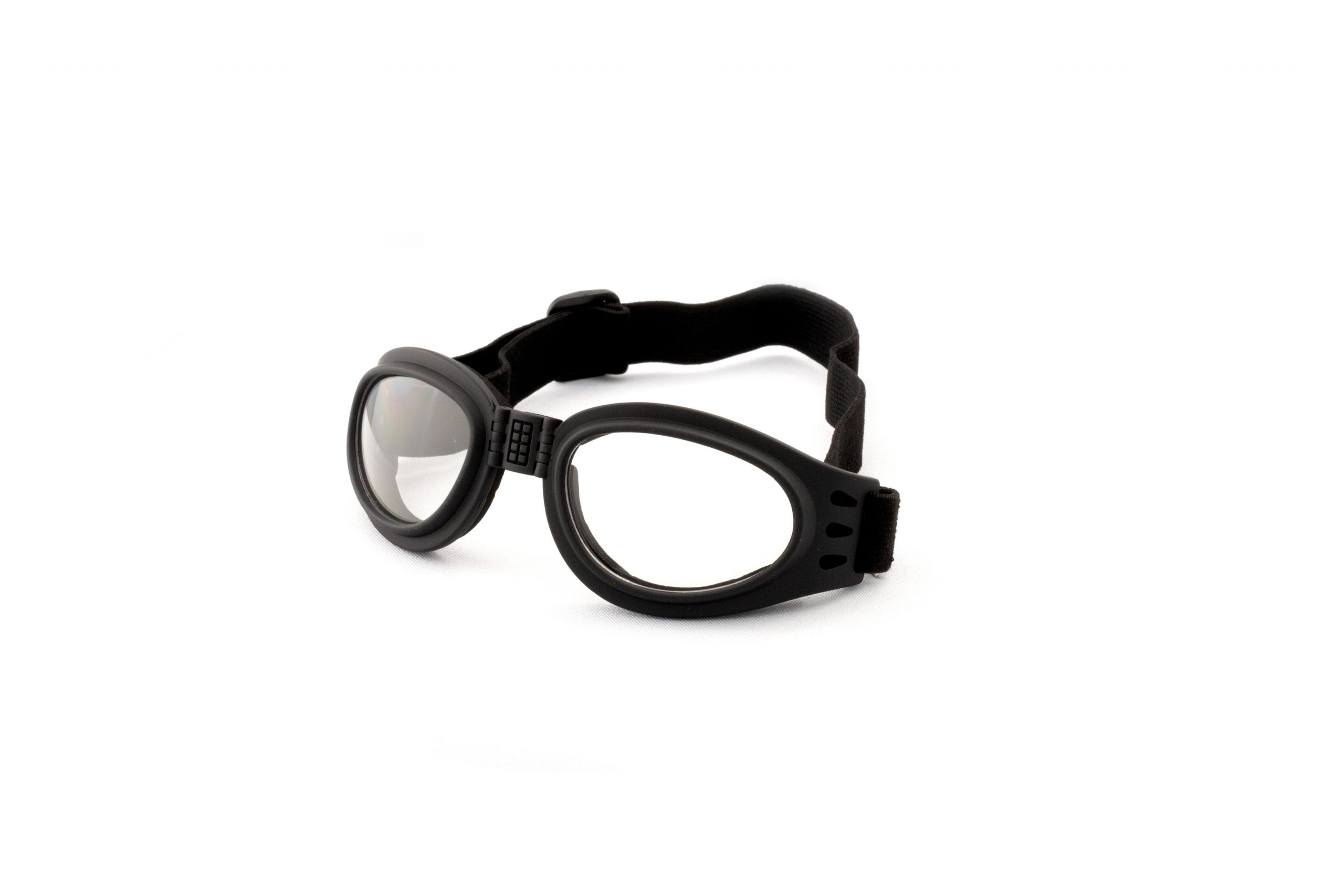 07-01 Blaze Clear Flat Goggle