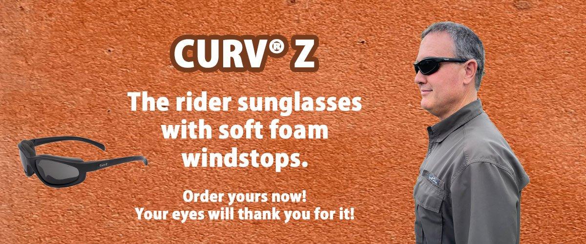 Curv Z with Foam Windstop